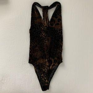 Zara Body Suit